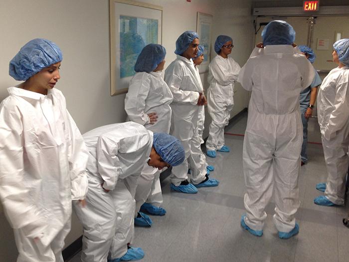 Ray Lozano - Hospital - Workshop