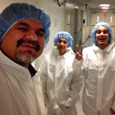 Ray Lozano - Hospital Workshop