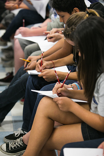 REAL (Responsibly Educated Adolescent Leaders) Student Training - Drug & Alcohol Prevention