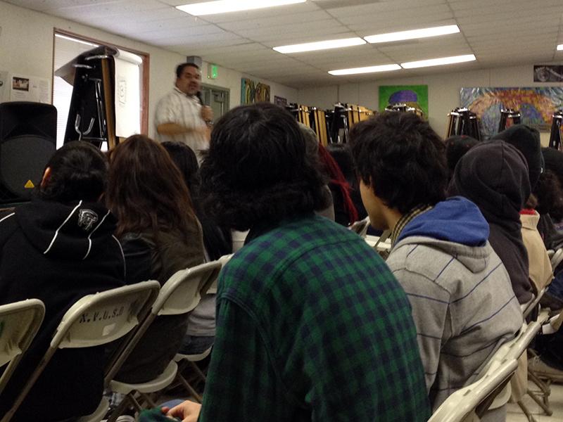Ray Lozano - Marijuana Presentation Valley Oak High School Napa, CA
