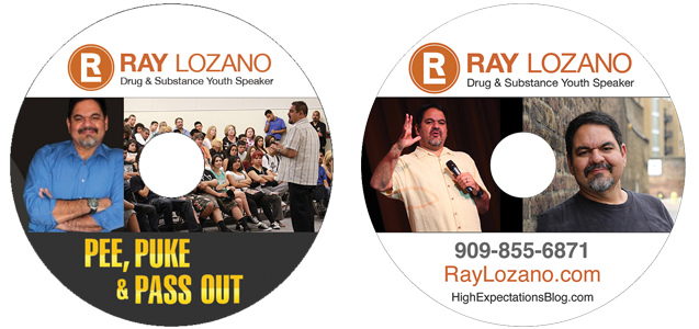 Ray Lozano DVD's