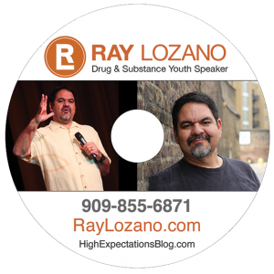 Ray Lozano DVD High Expectations