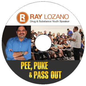 Ray Lozano DVD Pee Puke & Pass Out