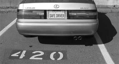 Study: Driving Under Marijuana Influence Increases Car Crash Risk