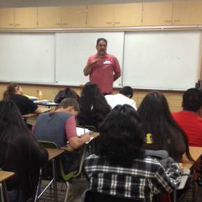 Ray Lozano - Don Lugo High School