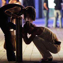 Teenage Binge Drinking May Cause Brain Changes