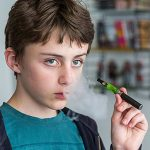Teenage Use of E-Cigarettes on the Rise