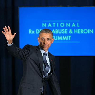 Obama Takes on Heroin