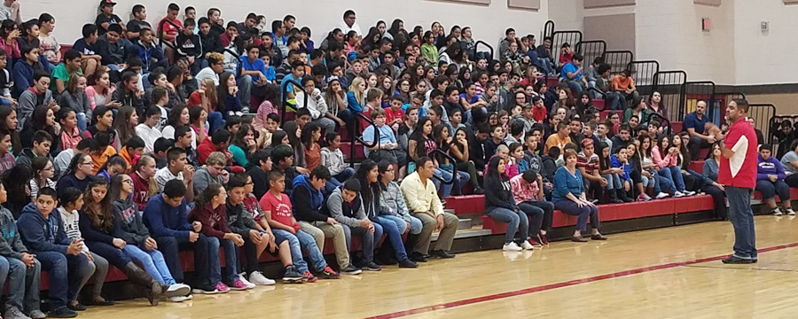 Ray Lozano - Youth Substance Abuse Speaker - Book Ray to Speak