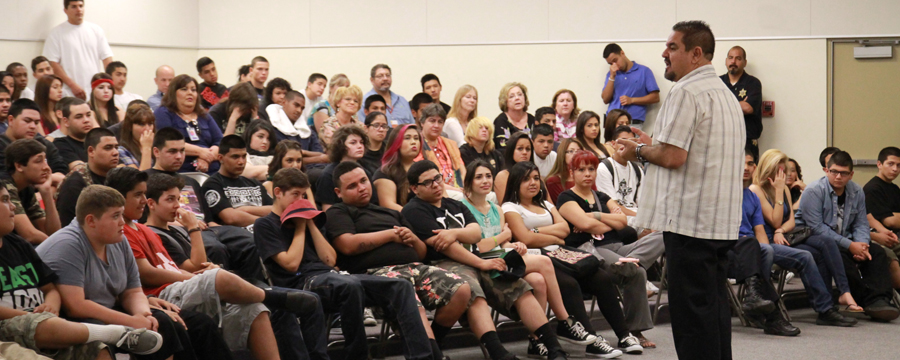 Ray Lozano - Youth Marijuana, Alcohol and Drug Abuse Speaker - FAQs