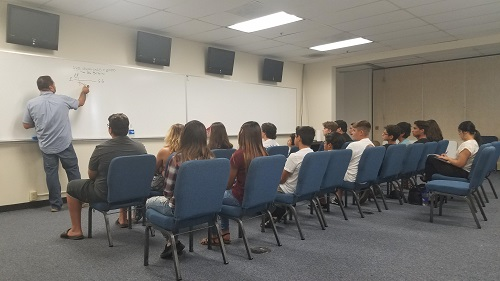 "Ray Lozano Speaks to the Riverside County Youth Accountability Team (YAT) on the ""High Expectations of Marijuana"""