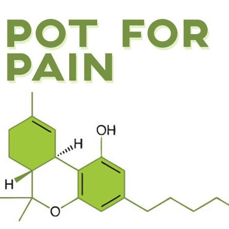 Ray Lozano - Marijuana Pain Relief