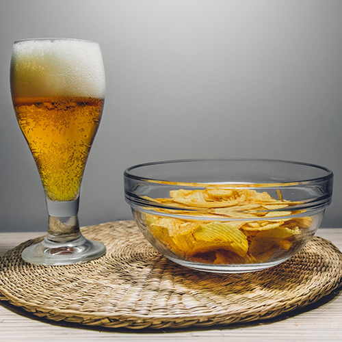 Ray Lozano - Bingeing More Than Just Netflix: Why Alcohol Makes You Hungry