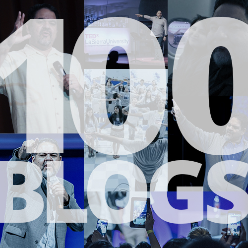 Ray Lozano - 100th Blog