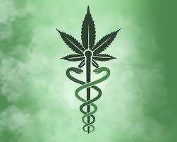 Medical-marijuana_caduceus_with_marijuana_leaf
